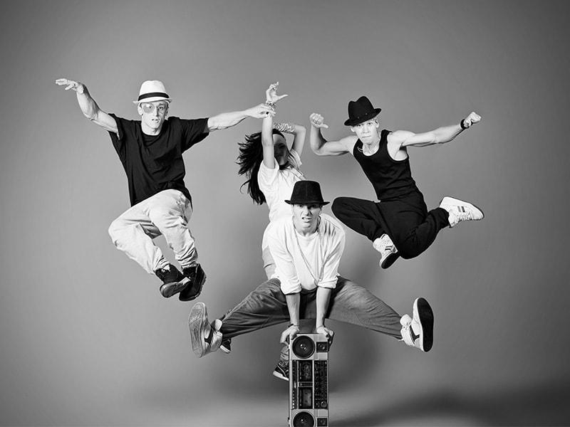 ריקוד היפ הופ